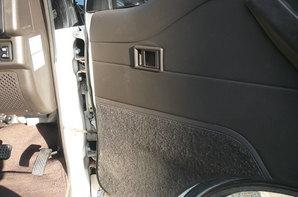 三菱 デリカ 高音質カ―スピーカーAPM-SP1取り付け-Before