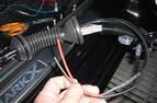 トヨタ マークX 高音質APM-SP1カースピーカー 取り付け画像