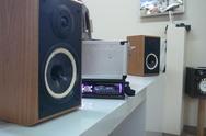 APMサウンド 高音質スピーカーデモ機